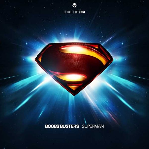 BOOBS BUSTERS - Superman