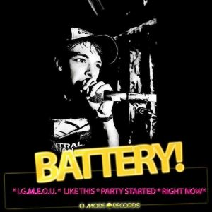 BATTERY! - I G M E O U