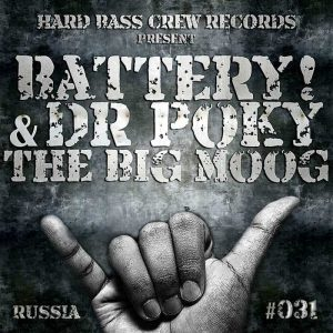 BATTERY/DR POKY - The Big Moog
