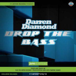 DIAMOND, Daren - Drop The Bass