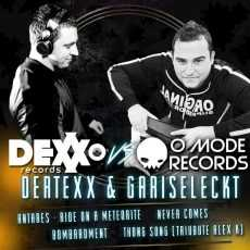 DERTEXX - Ride On Meteorite/Bombardment/Never Comes/Thong Song