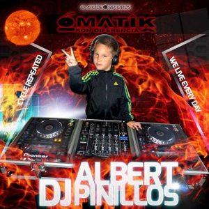 DJ GUSTA/GARI SELECKT presents DJ ALBERT PINILLOS - Cycle Repeated