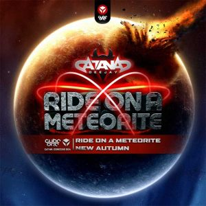 DJ SATANA - Ride On A Meteorite