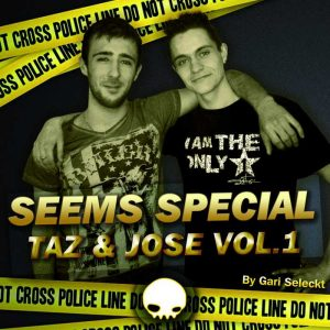 DJ TAZ/DJ JOSE VOL1 - Seems Special