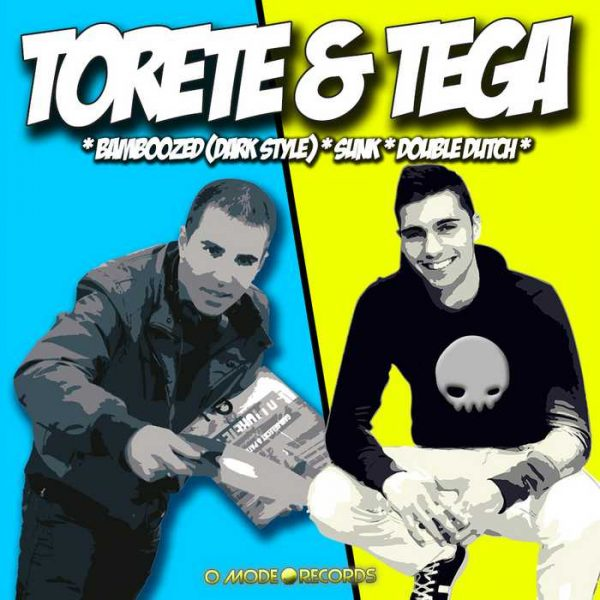 DJ TORETE VS DJ TEGA - Bamboozed (Dark Style)