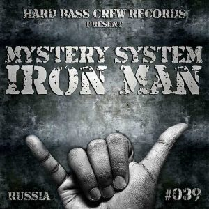 MYSTERY SYSTEM - Iron Man (Russia #39)