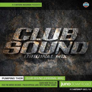PUMPING THOR - Club Sound