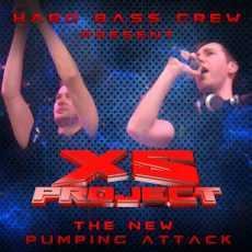 XS Project - The new pumping attack (album)