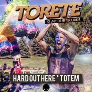 DJ TORETE - Hard Out Here/Totem