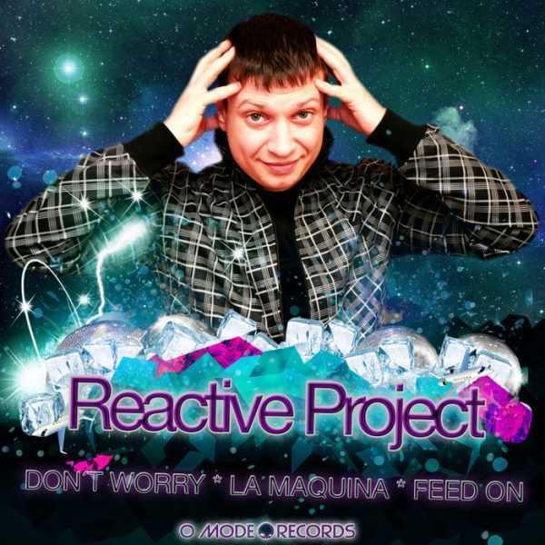 REACTIVE PROJECT - La Maquina